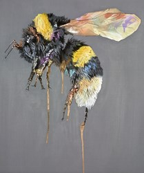 Sweet Sweet by Stephen Ford - Original Painting on Board sized 20x24 inches. Available from Whitewall Galleries